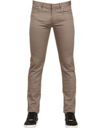 Dior Homme 175cm Super Slender Cotton Denim Jeans - Lyst