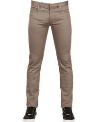 Dior Homme 175cm Super Slender Cotton Denim Jeans - Lyst