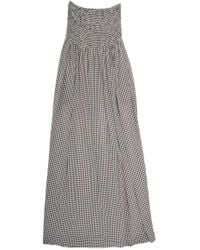 Tory Burch M Long Dress - Lyst