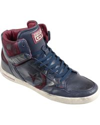 Converse Limited Edition Sneaker Alta Weapon Distressed In P - Lyst