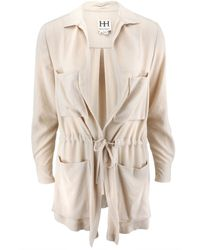 Haute Hippie His Girl Friday Jacket - Lyst