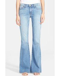 Current/Elliott Women'S Bell Bottom Jeans - Lyst