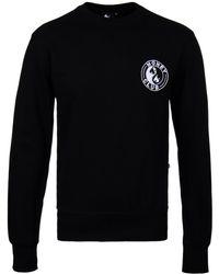 Money - Black Club Crew Neck Sweatshirt - Lyst