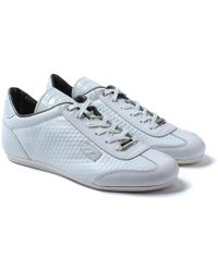 Cruyff Classics - Cruyff Recopa Classic White Quilted Trainers - Lyst