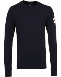 Cruyff Clothing - Charcoal Navy Long Sleeve T-shirt - Lyst
