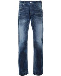 True Religion | Geno Saltwater Relaxed Slim Fit Jeans | Lyst