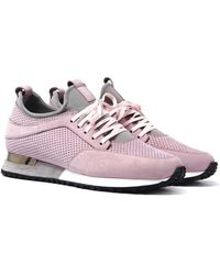 Mallet - Archway 1.0 Lilac Trainers - Lyst