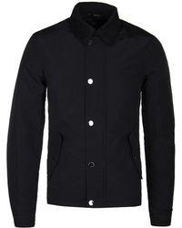 Henri Lloyd - Black Cord Collar Holcombe Archive Jacket - Lyst