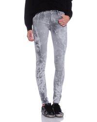 IRO Nimbo Jeans gray - Lyst