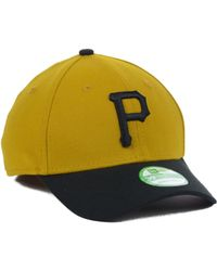New Era Pittsburgh Pirates Team Classic 39Thirty Kids' Cap Or Toddlers' Cap - Lyst
