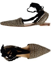 Castaner Sandals black - Lyst