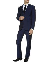 Burberry London Modern Fit Millbank Suit - Lyst