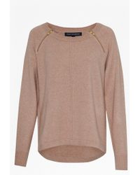 French connection Autumn Vhari Jumper - Lyst