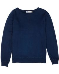 Industry of All Nations Clean Sweatshirt blue - Lyst