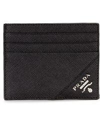 prada nylon messenger bag sale - Prada Wallets | Men's Prada Wallets & Card Holders | Lyst