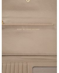 Marc By Marc Jacobs Too Hot To Handle Trifold Wallet - Lyst