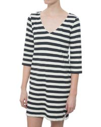 The Lady & The Sailor Tunic Dress - Lyst