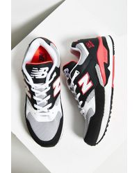 New Balance 530 Running Sneaker pink - Lyst