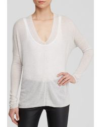 Vince Sweater - Double V - Lyst