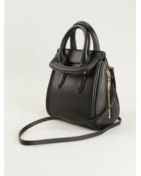 Alexander McQueen Small Heroine Shoulder Bag - Lyst