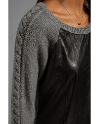 Townsen - Evergreen Sweater in Gray - Lyst