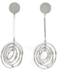 BCBGMAXAZRIA | Abstract Earring | Lyst