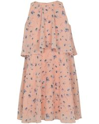 BCBGMAXAZRIA - Bcbg Waterfall Poppies Dress - Toddler - Lyst
