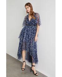 BCBGMAXAZRIA - Bcbg Kaleidoscope Jewels Maxi Dress - Lyst