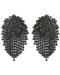 BCBGMAXAZRIA - Stone Earrings - Lyst
