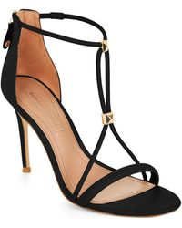 BCBGMAXAZRIA - Bcbg Nixie Studded Leather Sandal - Lyst