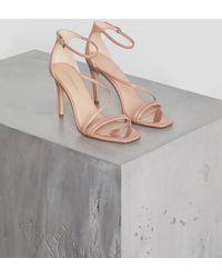 BCBGeneration - Isabel Ankle Strap Sandal - Lyst