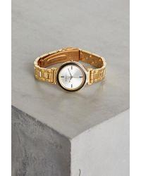 BCBGeneration - Gold-tone Bracelet Watch - Lyst