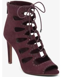 BCBGeneration - Cherrie Cut-out Bootie - Lyst
