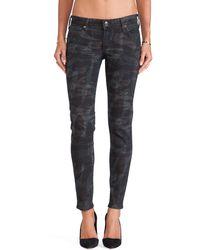 True Religion Casey Skinny Jeans - Lyst