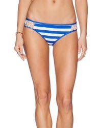 Ella Moss Cabana Retro Bikini Bottoms - Lyst