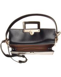 Roger Vivier Miss Viv' Small Leather Shoulder Bag - Lyst