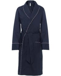 Paul Smith Multi Stripe Piping Dressing Gown - Lyst