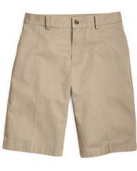 Brooks Brothers Advantage Chino Shorts - Lyst