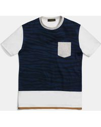 COACH | Tiger Printed Tee Shirt With Band | Lyst