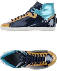 Sergio Rossi High-Tops & Trainers - Lyst