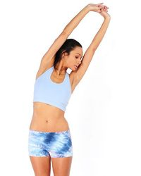 Hard Tail - Cropped Swimmers Tank With Bra - Lyst