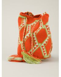Muzungu Sisters | Wayuu Mochila Mini Shoulder Bag | Lyst