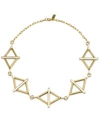 Pamela Love Multibalance Collar - Lyst