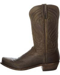 Lucchese boots formal boots casual boots - Lyst