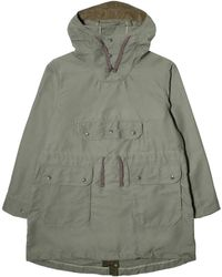 Engineered Garments - Over Parka - Lyst