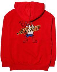 Aries - Mr Woolf Hoody - Lyst