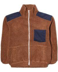 Nanamica - Pile Jacket - Lyst