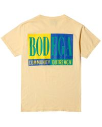 Bodega - Community Outreach Tee - Lyst