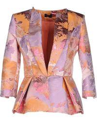 Io Couture - Blazer - Lyst