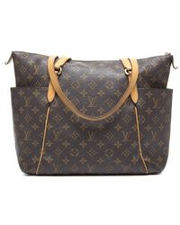 Louis Vuitton Preowned Monogram Canvas Totally Mm Bag - Lyst